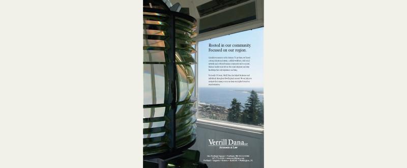 Verrill Dana Community Ad