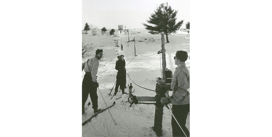 Titcomb Mountain - Rope Tow