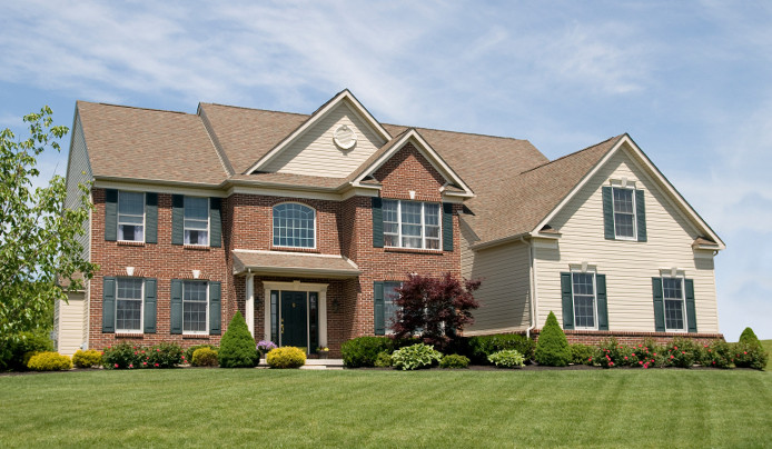 beautiful home in ohio with vinyl siding from window nation