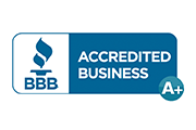 better business bureau  affiliation logo