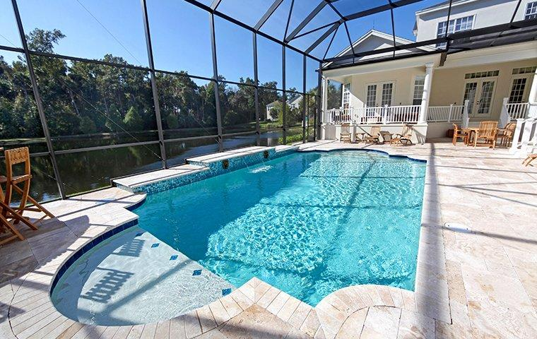 house with pool in chuluota fl
