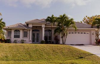 a home in florida