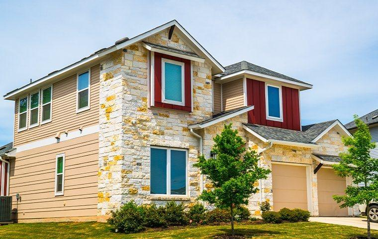 residential home in humble texas
