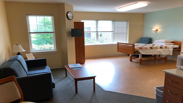 Patient & Family Room