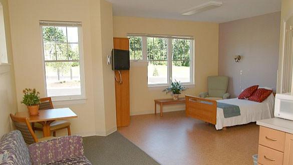Patient & Family Suite
