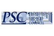 professional services council logo