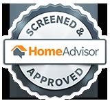 home advisor badge logo