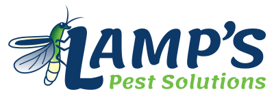 lamps pest solutions logo