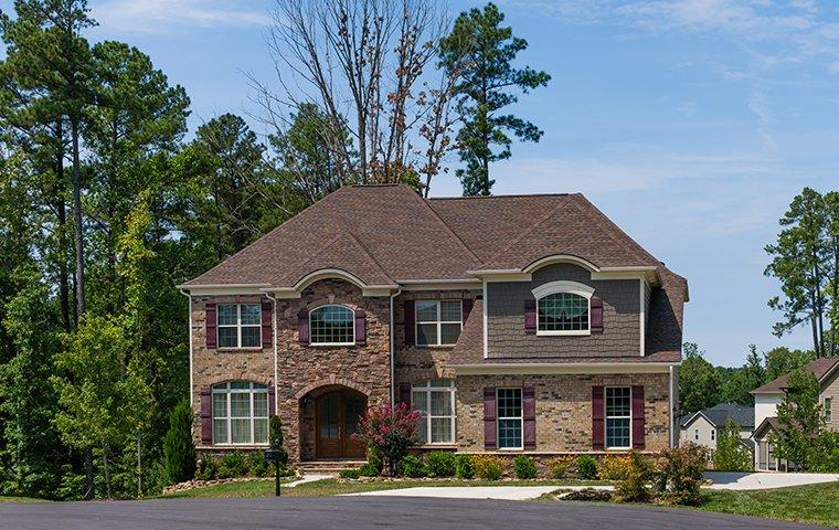 home located in mooresville