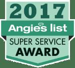 angie's list super service award