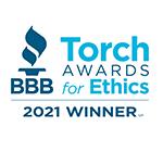 BBB 2021 ethics award