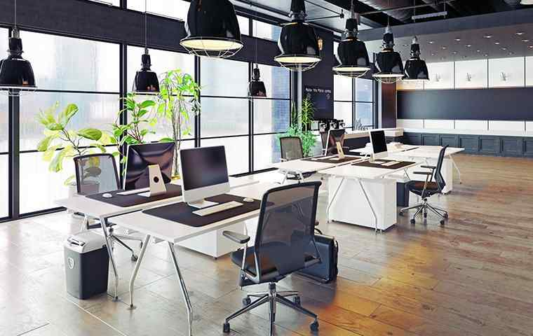 nice clean commercial office space