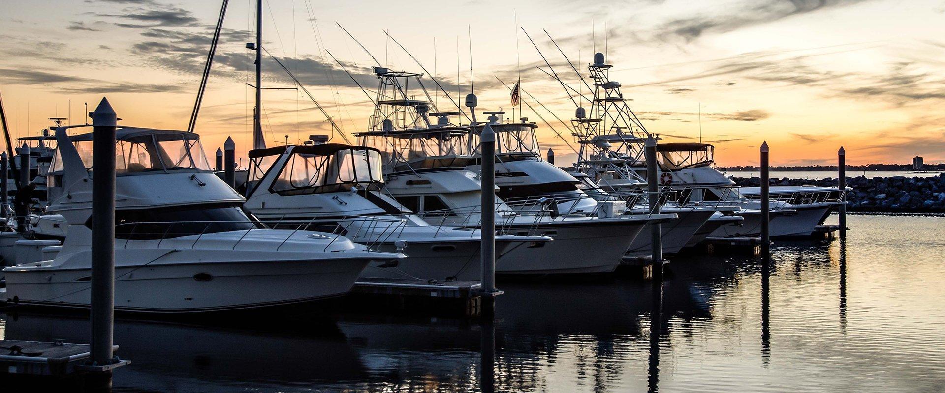 boat harbor