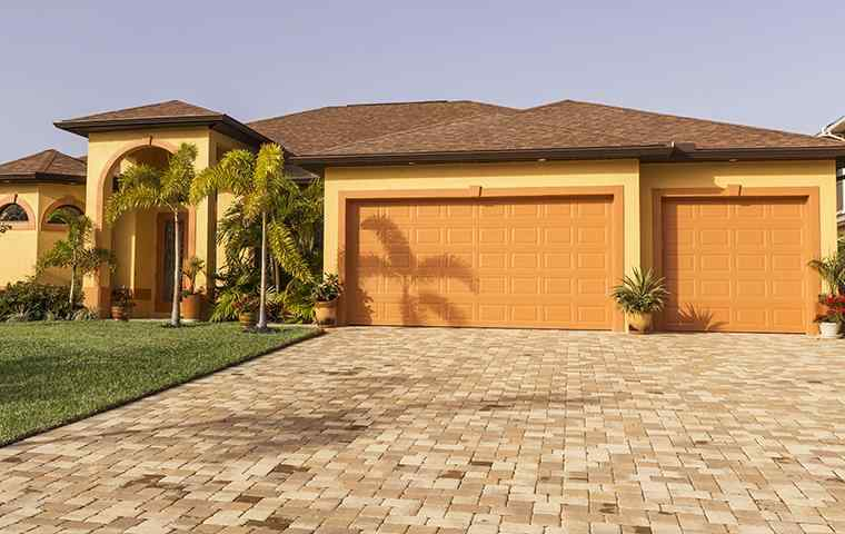 the exterior of a home in fort lauderdale florida