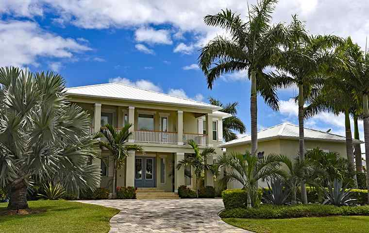the exterior of a home in pembroke pines florida