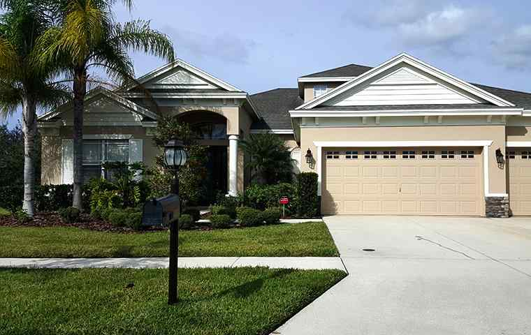 the exterior of a home in pompano beach florida