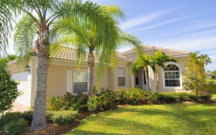 the exterior of a home in margate florida