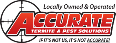 accurate termite and pest solutions logo