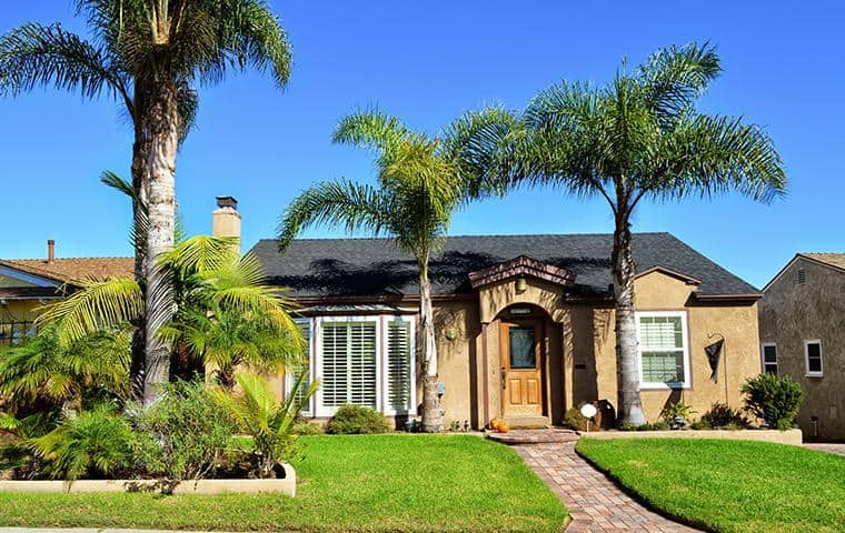 street view of a home in stuart florida