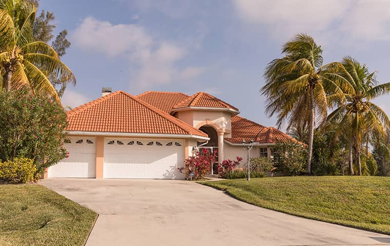 a residential property in florida
