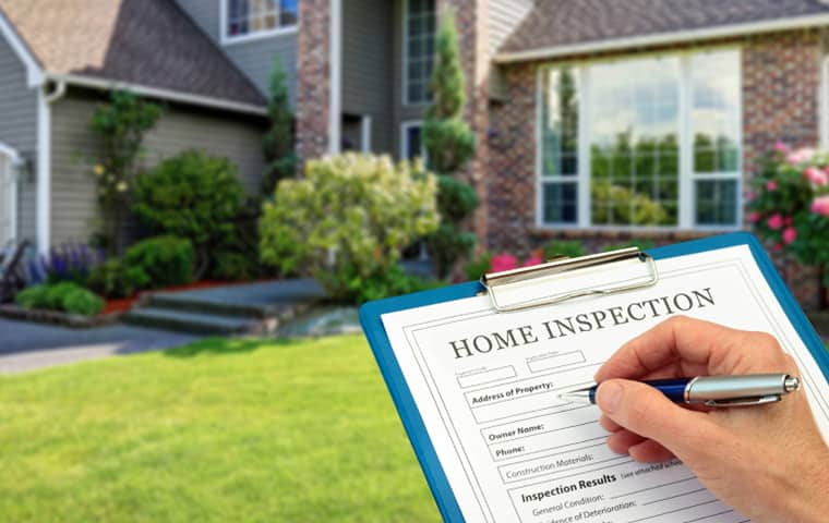 technicians home inspection checklist