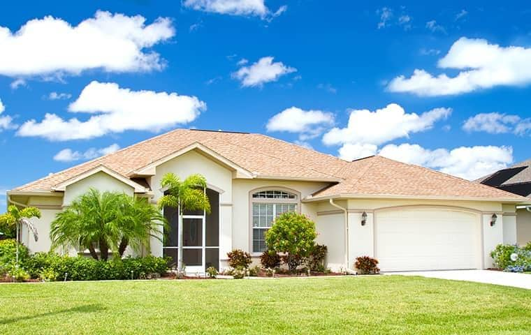 street view of a home in wellington florida