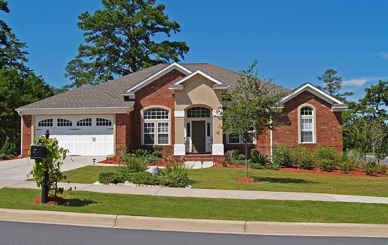street view of a home in richardson texas