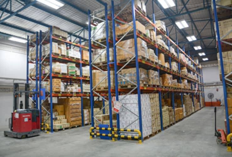 warehouse in greenville sc