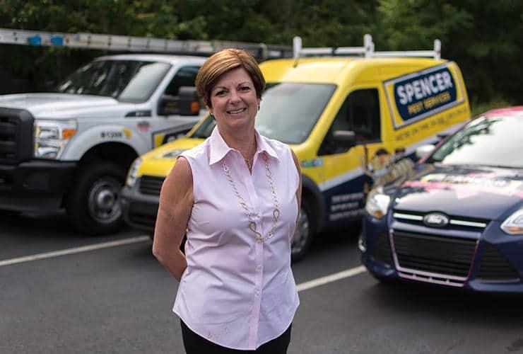 owner of spencer pest services of greenville sc