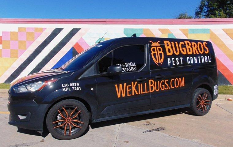 bugs bros vehicle