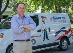 robert russell of american pest solutions