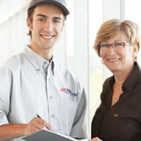 american pest solutions technician in springfield ma