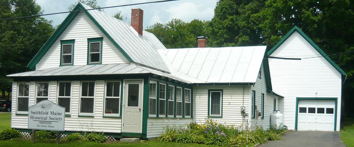 Smithfield Maine Historical Society