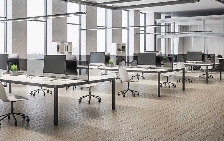nice clean offices