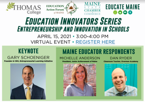 Education Innovators Series