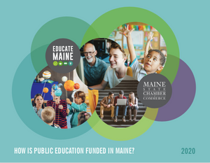 Latest Report Released: How is Public Education Funded in Maine?