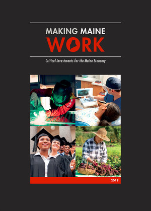 Making Maine Work Report Released
