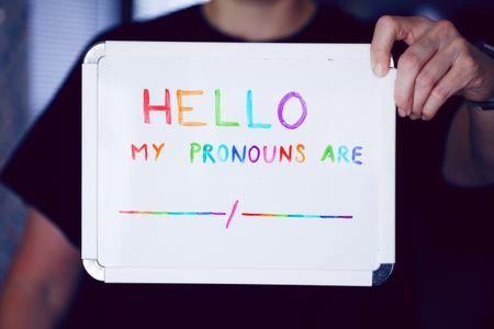Why Sharing Gender Pronouns Matters