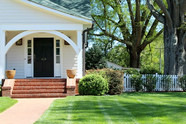 a home and yard in cayce south carolina