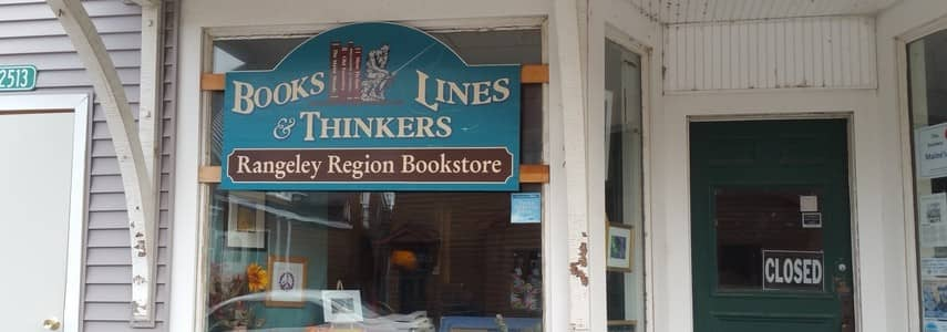 Books Lines & Thinkers
