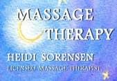 Heidi Sorensen Massage Therapy
