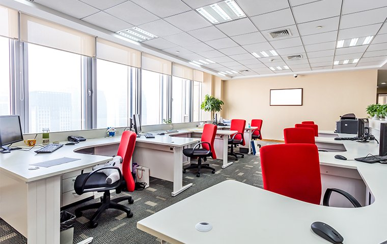 large office spaces
