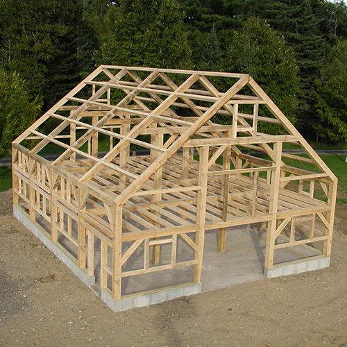 Timber Frame Kits