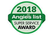 angies list super service award logo
