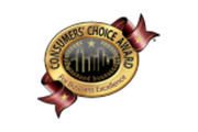 consumers choice award logo