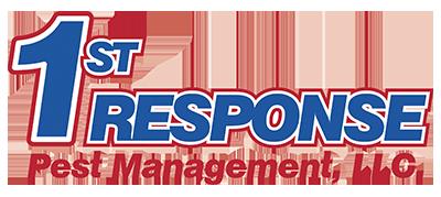 first response pest management logo