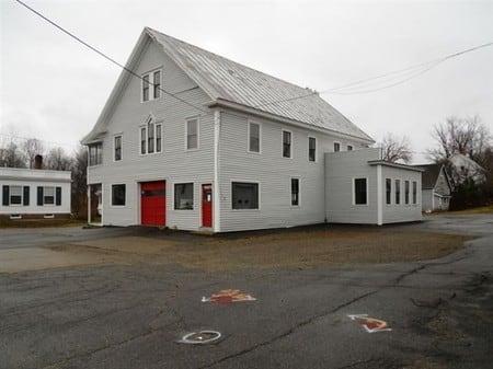 Former Knapp Building