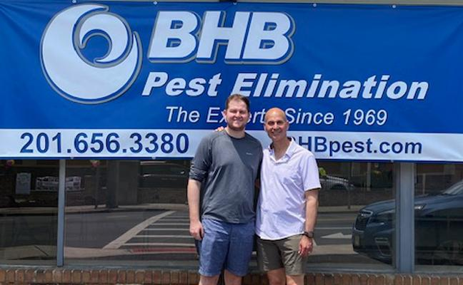 bhb pest elimination at new location in wallington nj