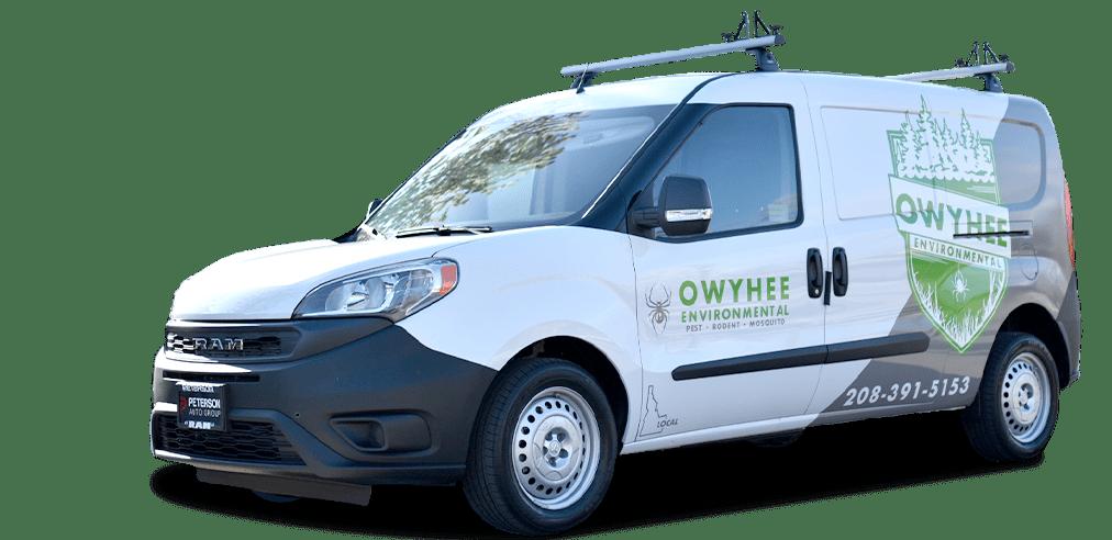 owyhee environmental van