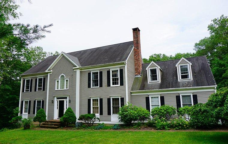 a large suburban home in owego new york